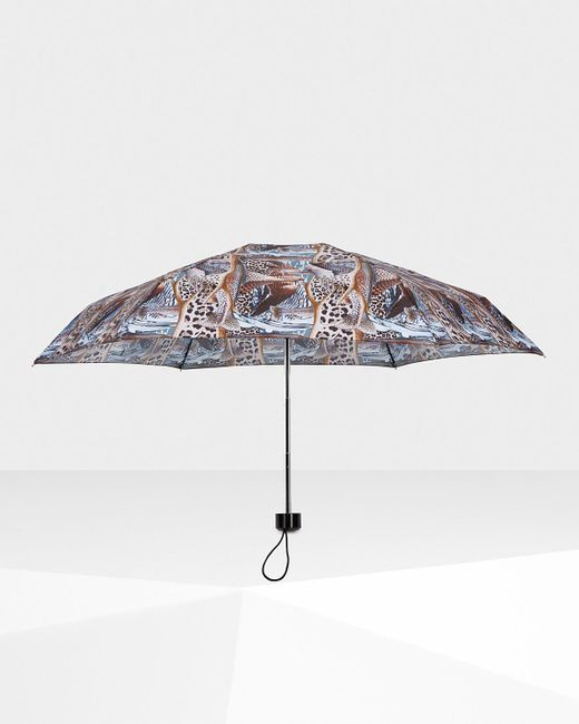 Hunter - Multicolor Original Hypernormal Print Mini Compact Umbrella - Lyst