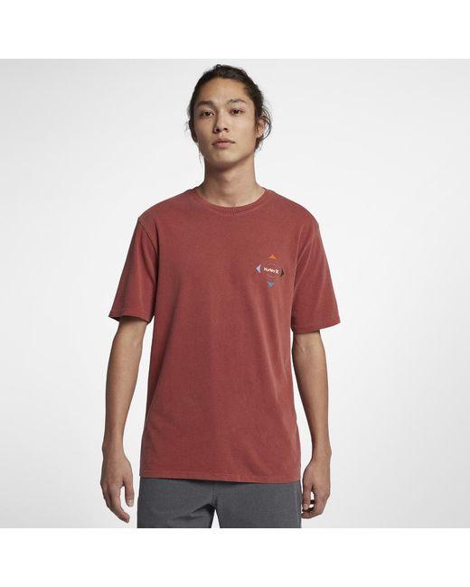 Hurley - Destroy Cornered T-shirt for Men - Lyst