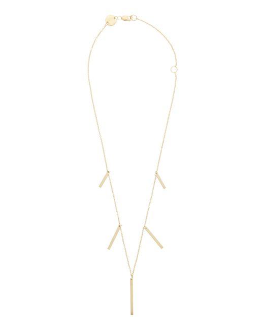 Jennifer Zeuner | Metallic Tomas Chain Necklace | Lyst