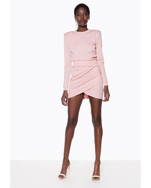 Ivyrevel Sport Sweater Mesh Pink Light In Lyst pdvwSqp