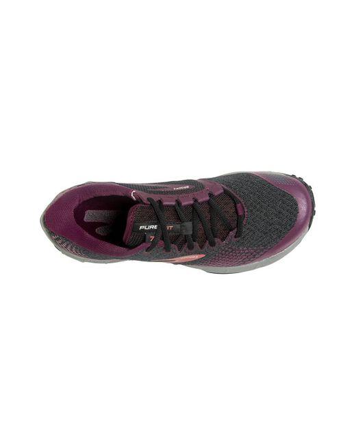 3f00f0ee242e5 ... Brooks - Multicolor Puregrit 7 Trail Running Shoe - Lyst ...