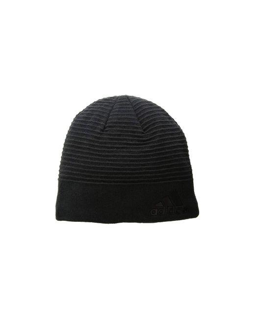 147ae4d134691 Lyst - adidas Creator Beanie in Black for Men
