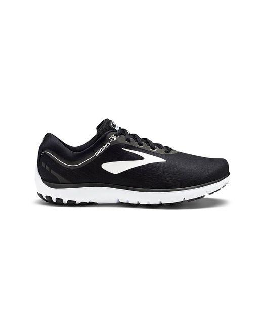 Brooks - Black Men's Pureflow 7 Running Shoes for Men - Lyst