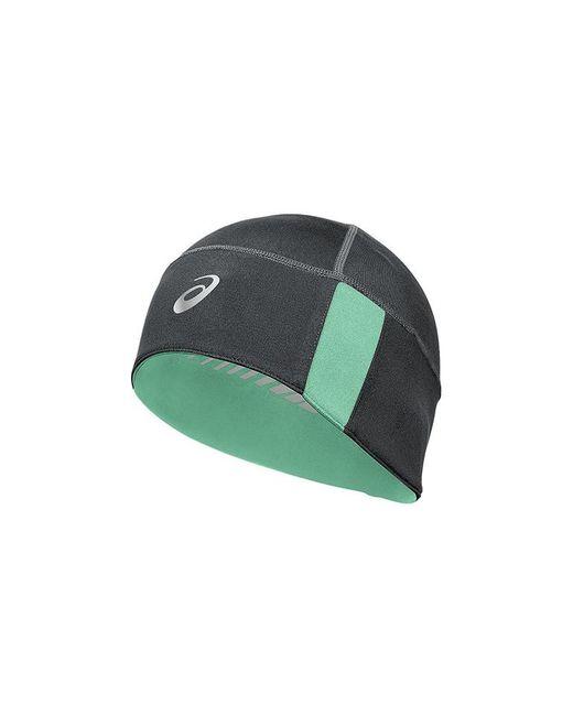 Asics - Green Thermopolis Lt 2-n-1 Beanie for Men - Lyst ... 01b333bbd22a