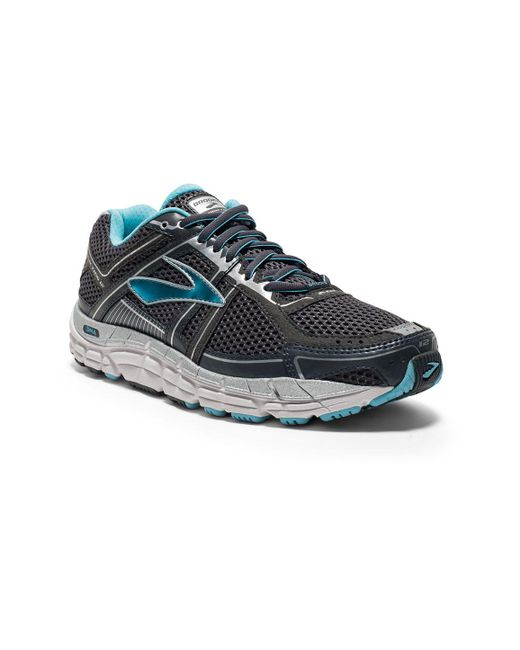 8d8a2e9dfec Lyst - Brooks Women s Addiction 12 Running Shoes in Blue