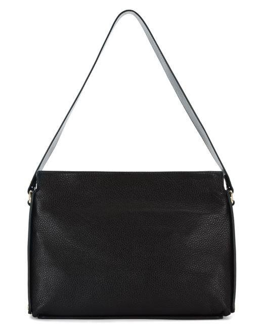 Jaeger - Black Mabel Soft & Structured Shoulder Bag - Lyst