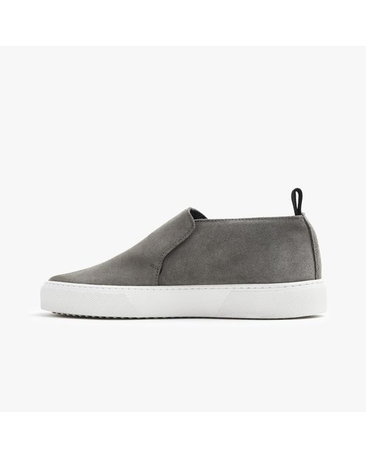 James Perse - Multicolor Venice Brushed Suede Slip-on - Womens - Lyst
