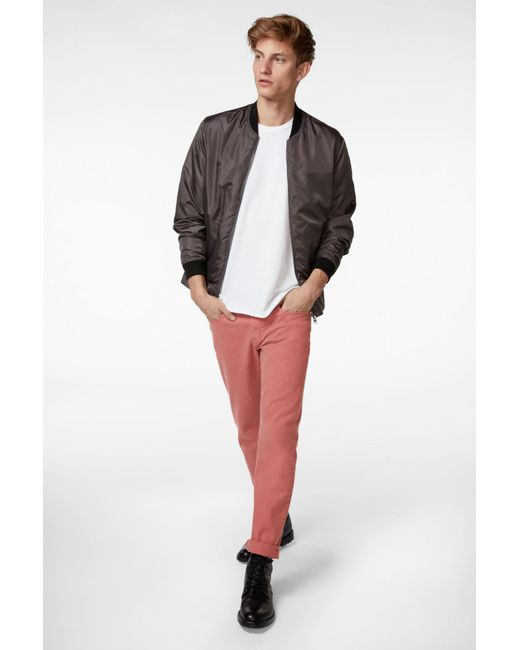 J Brand - Multicolor Kane Straight Fit In Terridium for Men - Lyst