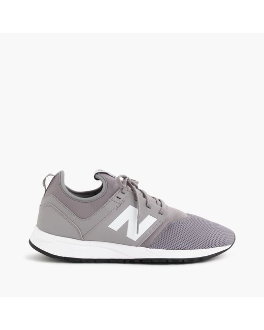 J.Crew | Gray New Balance 247 Classic Sneakers | Lyst