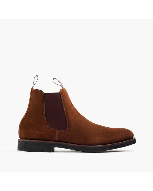J.Crew | Multicolor Kenton Suede Chelsea Boots for Men | Lyst