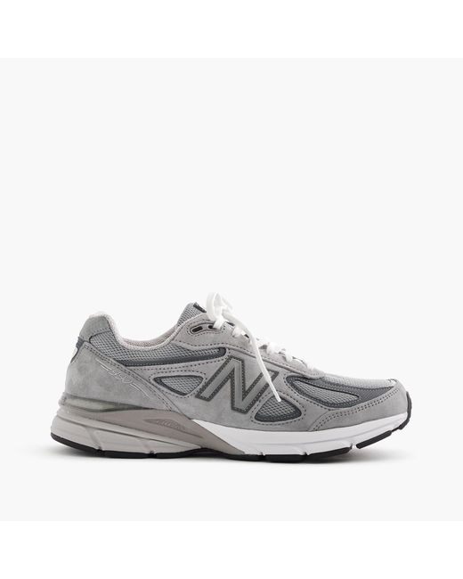 J.Crew | Gray New Balance 990v4 Sneakers | Lyst