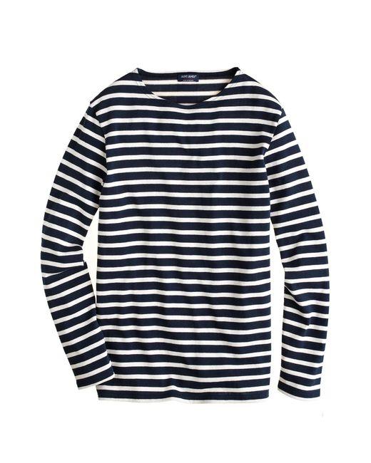 J.Crew - Blue Saint James Unisex Meridien Ii Nautical T-shirt for Men - Lyst