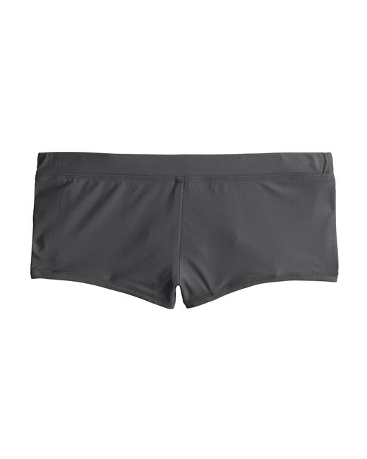 J.Crew | Gray Bikini Boy Short | Lyst