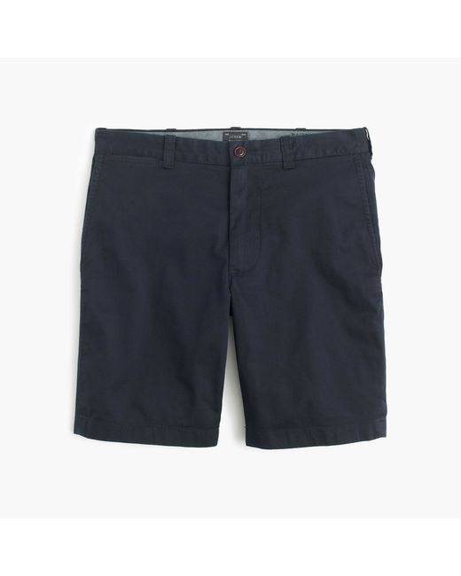 "J.Crew | Blue 9"" Stretch Short for Men 