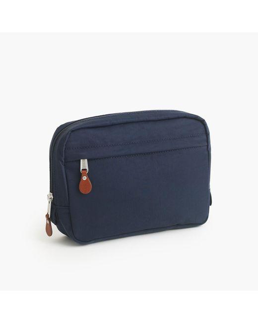 J.Crew   Blue Harwick Travel Kit for Men   Lyst