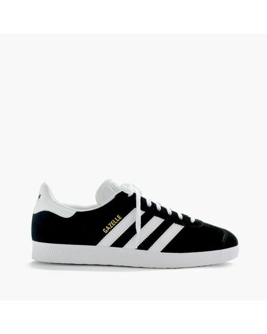 J.Crew | Black Adidas Gazelle Sneakers | Lyst