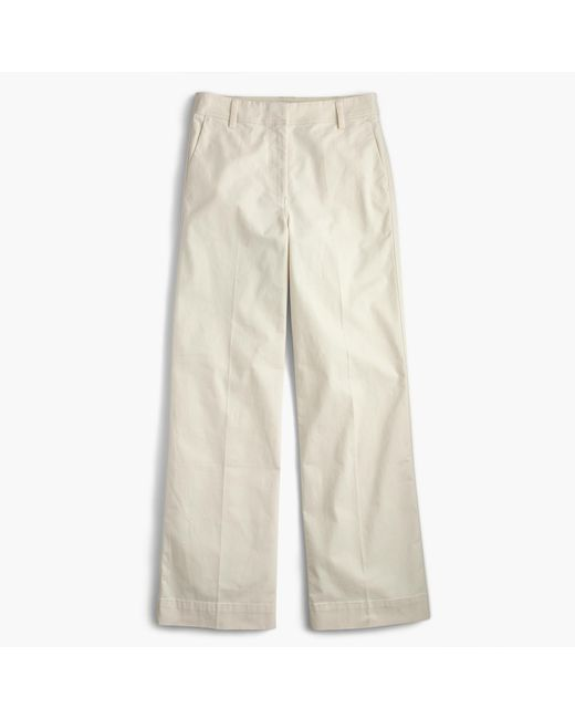 J.Crew | Natural Tailored Chino Pant | Lyst