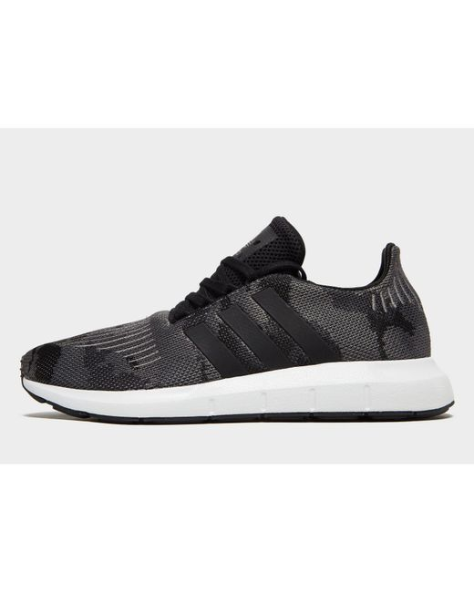 68308a712 Adidas Originals - Black Swift Run for Men - Lyst ...