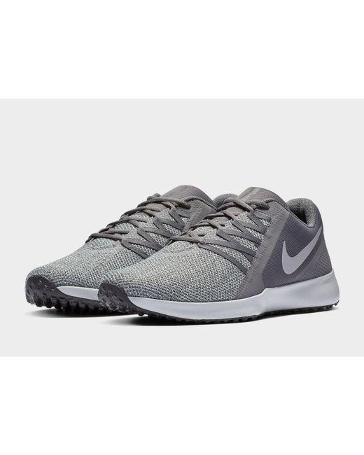 8b5bfc88 ... Lyst Nike - Gray Varsity Compete Trainer Men's Gym/sport Training Shoe  for Men ...