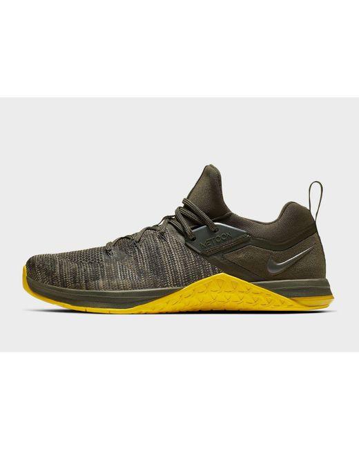 e957bb88500b6 Nike - Multicolor Metcon Flyknit 3 Men's Cross-training/weightlifting Shoe  for Men ...