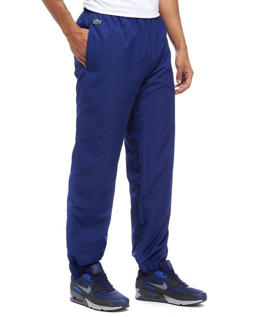 Lacoste | Blue Guppy Track Pants for Men | Lyst