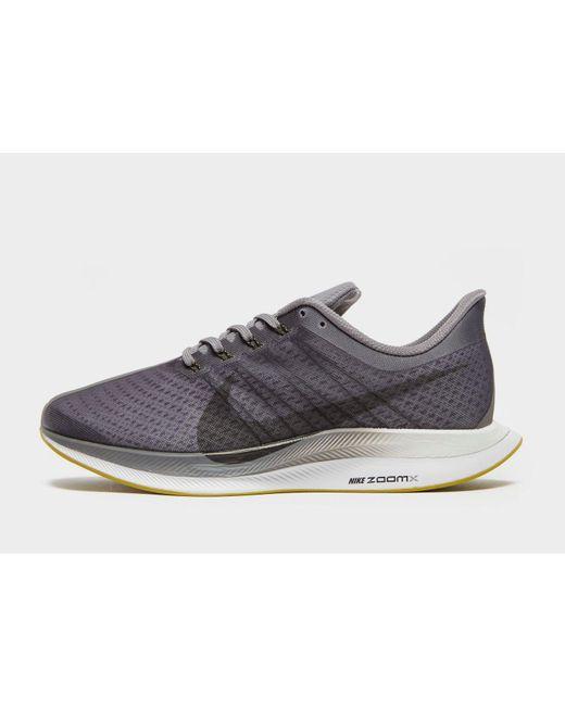 23e3c1dc0b9e Nike - Gray Zoom Pegasus 35 Turbo for Men - Lyst ...