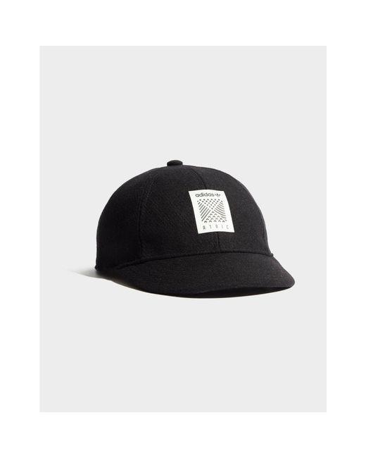 ... Adidas Originals - Black Atric Baseball Cap - Lyst ... 41b3a38c1c1b