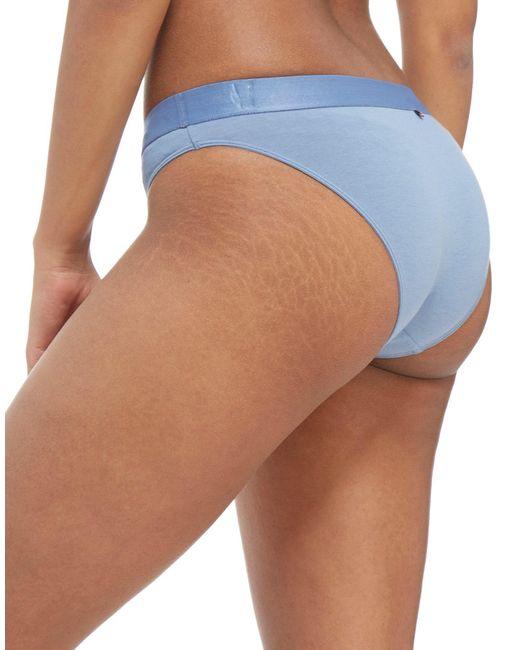 Arschfick blue bikini briefs because they