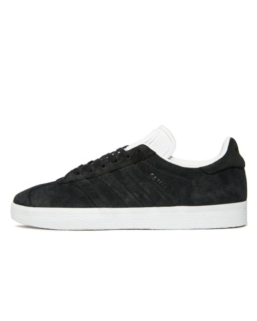 Adidas Originals - Black Gazelle Stitch And Turn for Men - Lyst