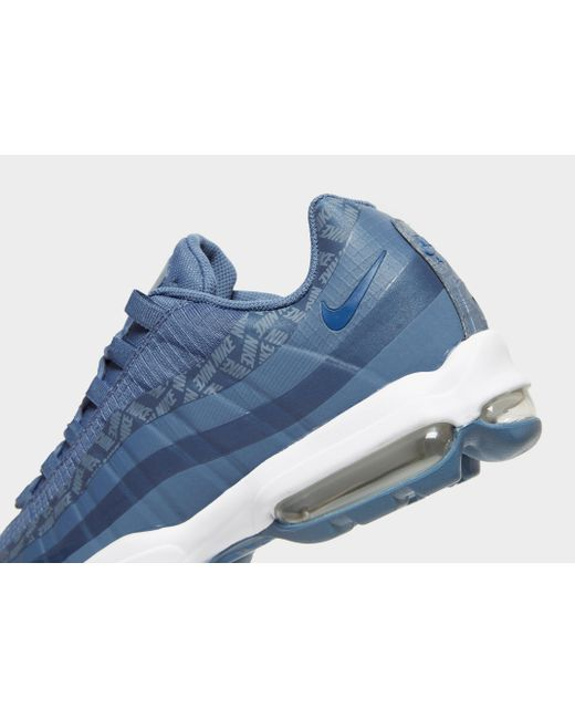 on sale a6b0d 047b5 ... coupon code for nike blue air max 95 ultra se for men lyst 2a27a b7522