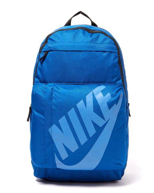 Nike Elemental Backpack In Blue For Men Lyst