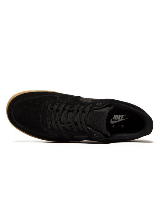 new arrival b7c18 e4df1 ... Nike - Black Air Force 1 Lv8 for Men - Lyst