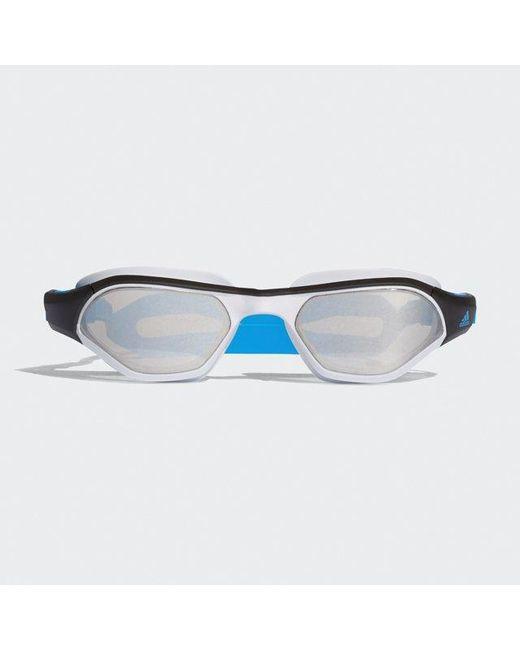 c52d295388 Adidas - Blue Persistar 180 Mirrored Swim goggle - Lyst ...