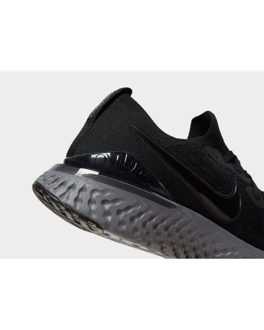 07424f2d18f5 ... Nike - Black Epic React Flyknit 2 for Men - Lyst ...