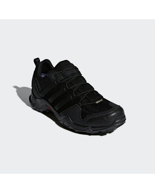 newest collection 3c33b 2c6ba ... Adidas - Black Terrex Ax2r Gtx Shoes for Men - Lyst ...