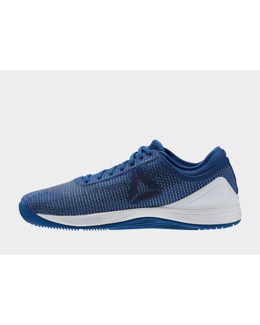 ab4d0ee8cfe8d9 Reebok - Blue Crossfit Nano 8 Flexweave for Men - Lyst ...