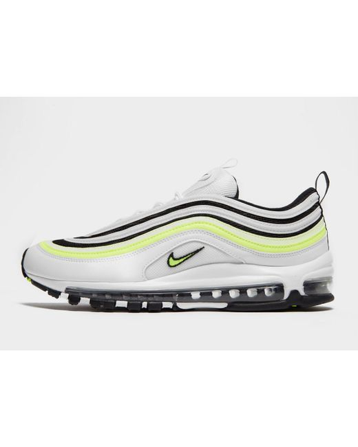 new product 84a6c a8c36 Nike - White Air Max 97 Essential for Men - Lyst ...