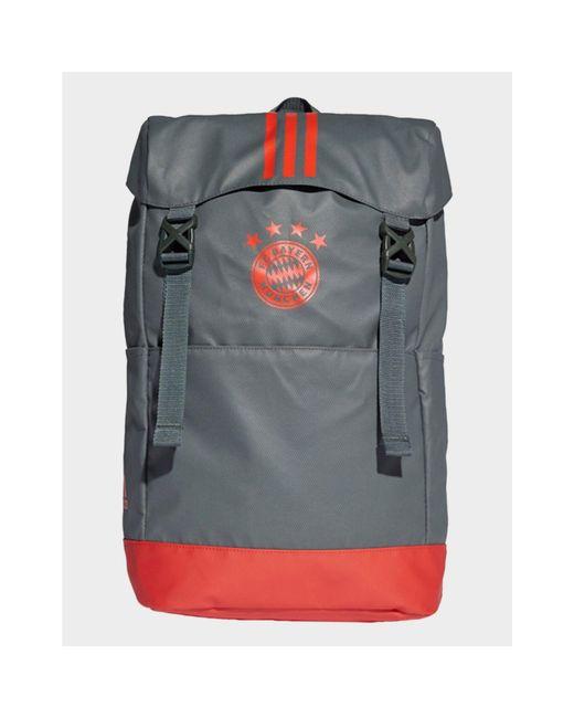 578384e02e1c Adidas - Multicolor Fc Bayern Backpack for Men - Lyst ...