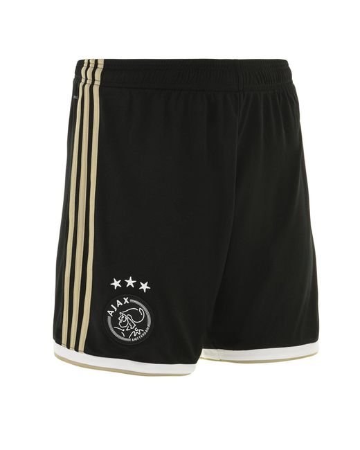 Adidas - Black Ajax 2018/19 Away Shorts for Men - Lyst