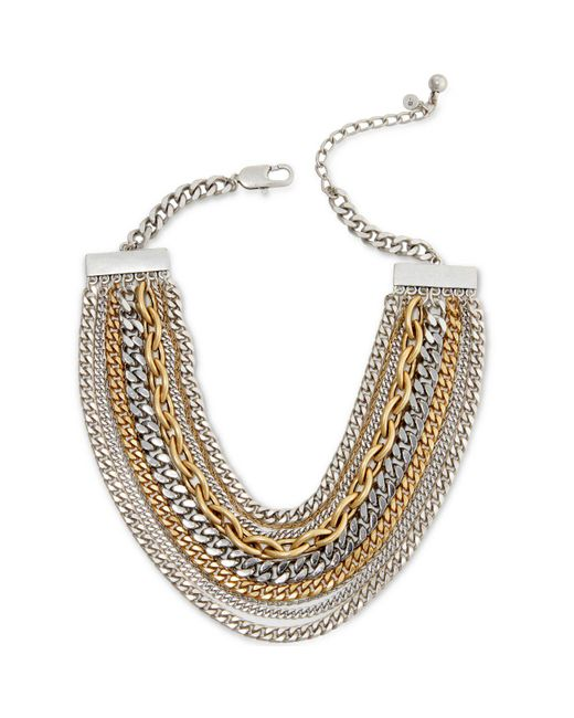Jenny Bird | Metallic Marra Collar | Lyst