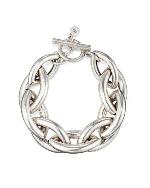 Jenny Bird | Metallic Sloane Bracelet - Chunky Links | Lyst