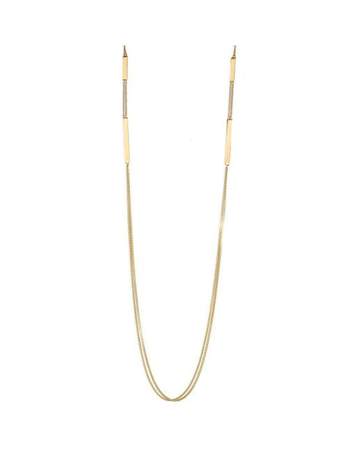 Jenny Bird | Metallic Zenith Necklace | Lyst
