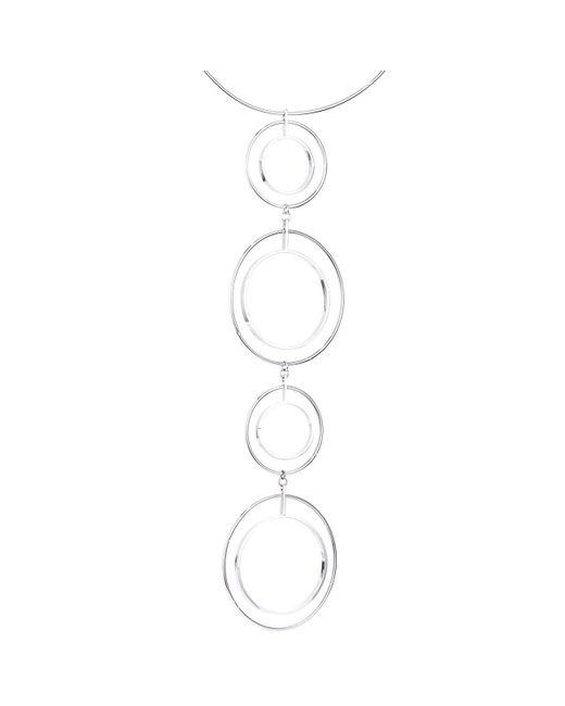 Jenny Bird | Metallic Boomerang Collar - High Polish | Lyst