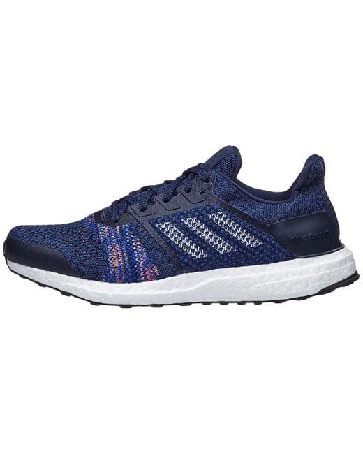 lyst adidas ultraboost st scarpe blu per salvare il 19% uomini