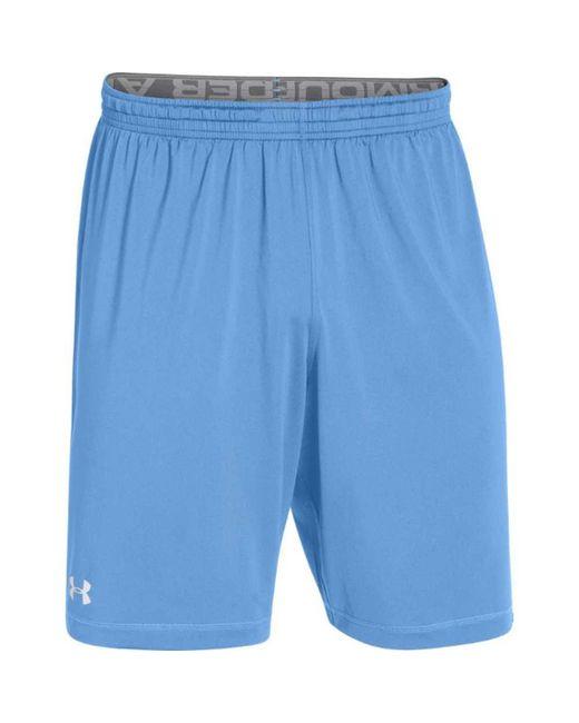 Under Armour - Blue Team Raid Athletic Training Shorts 1261121 for Men - Lyst