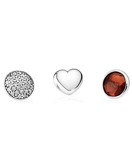 Pandora | Metallic January Petite Charm Pack | Lyst
