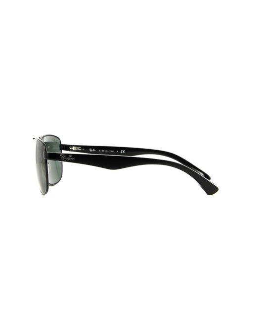 eab41f7795f ... ireland ray ban sunglasses rb 3533 002 71 black for men lyst c09df 68e51