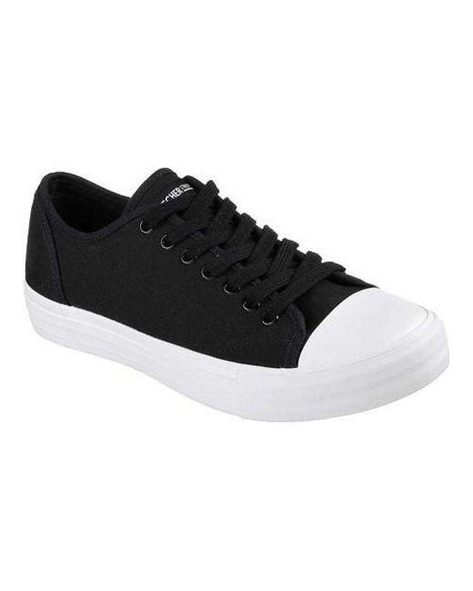 9ba8ad105f04 Lyst - Skechers Sesma Sneaker in Black for Men - Save 25.0%