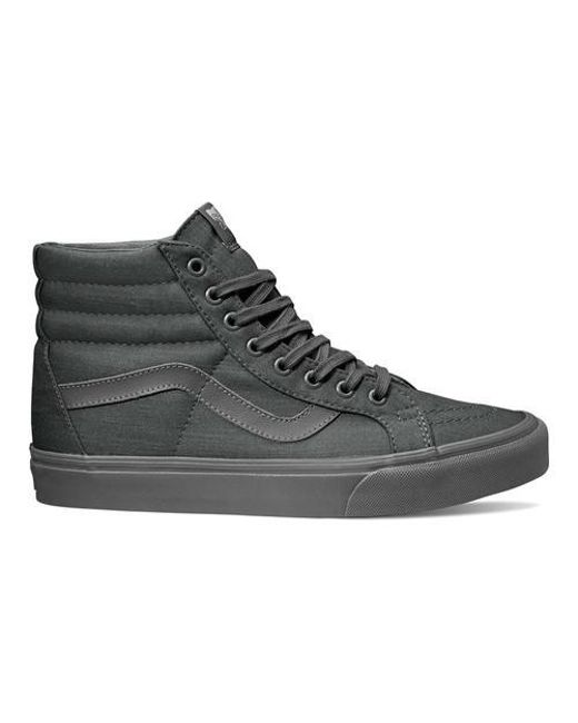 Vans | Gray Unisex Sk8-hi Reissue High Top for Men | Lyst