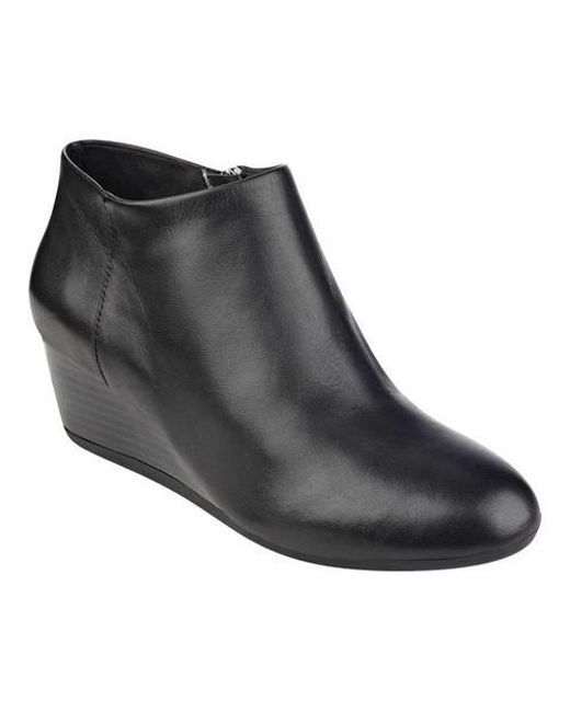 Easy Spirit - Black Women's Leinee Ankle Bootie - Lyst